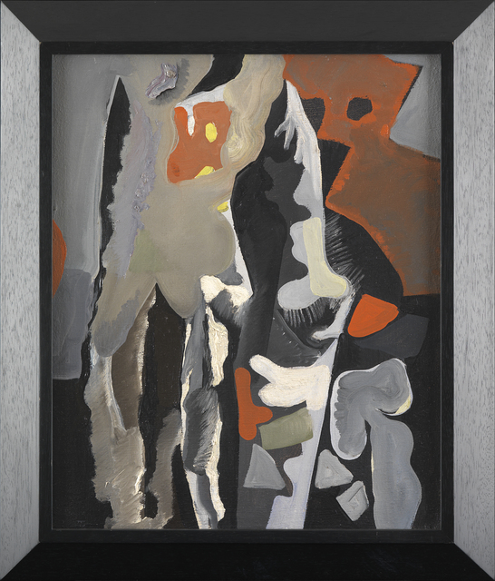 , 'Composition #47,' , Whitford Fine Art