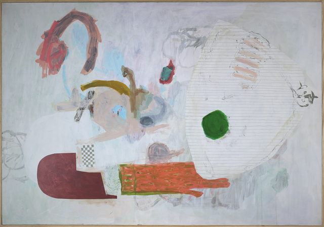 , 'Field Position,' 2018, 99 Loop Gallery