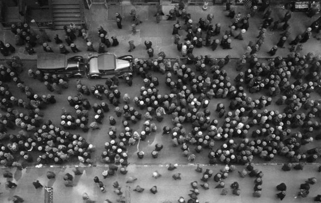Margaret Bourke-White, 'Hats in the Garment District', 1930, GALLERY M