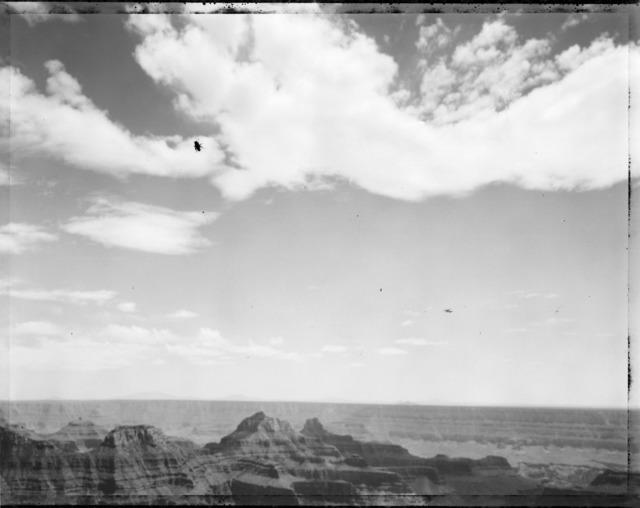 Mark Klett, 'Fly On North Rim', Photography, Gelatin Silver Print, photo-eye Gallery