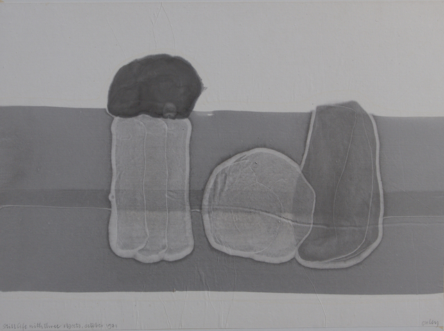 , 'Still Life with Three Objects,' 1971, Winchester Galleries