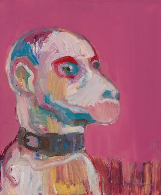 , 'Orange Thoughts,' 2013, Goodman Gallery