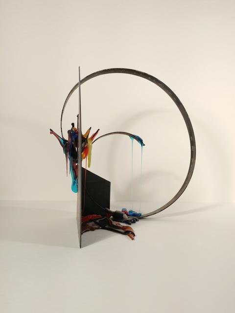 , 'Elements 10: Neon,' 2015, Carter Burden Gallery