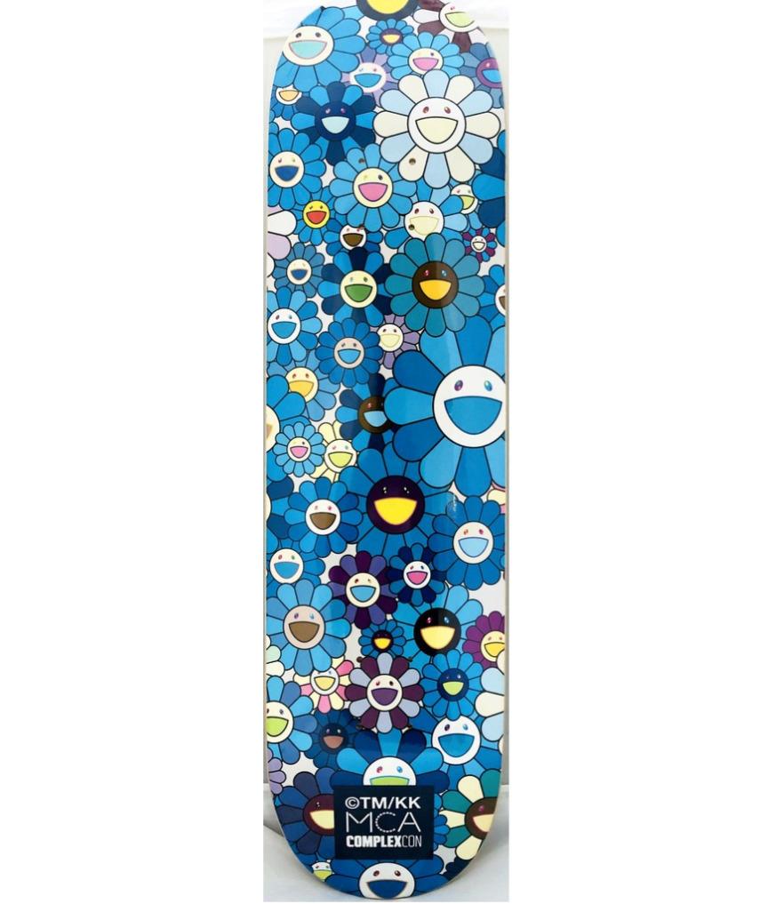 510c262b Takashi Murakami: Skateboard Decks - For Sale on Artsy