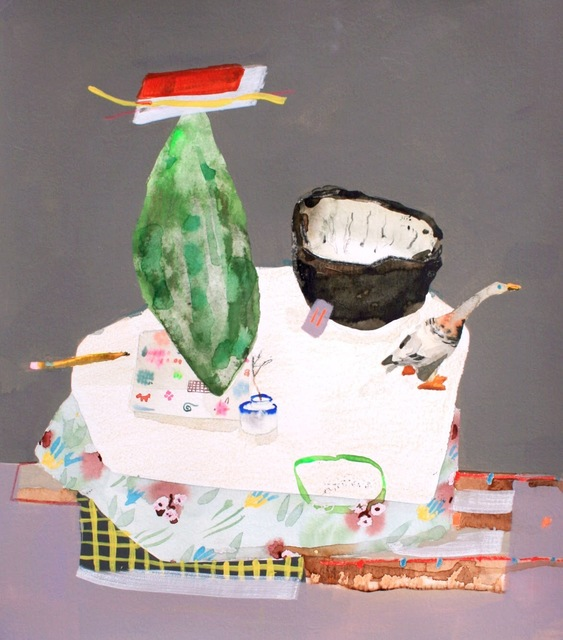 , 'Still Life with the Goose,' 2018, Gaa Gallery