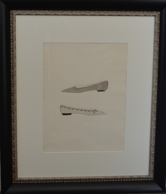 , 'Two Shoes ,' ca. 1954, Long-Sharp Gallery