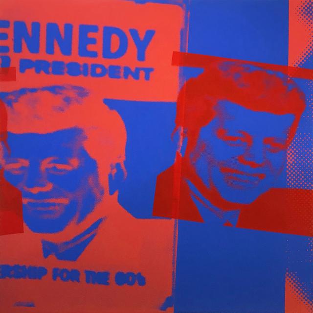 Andy Warhol, 'FLASH - NOVEMBER 22, 1963 FS II. 42', 1968, Gallery Art