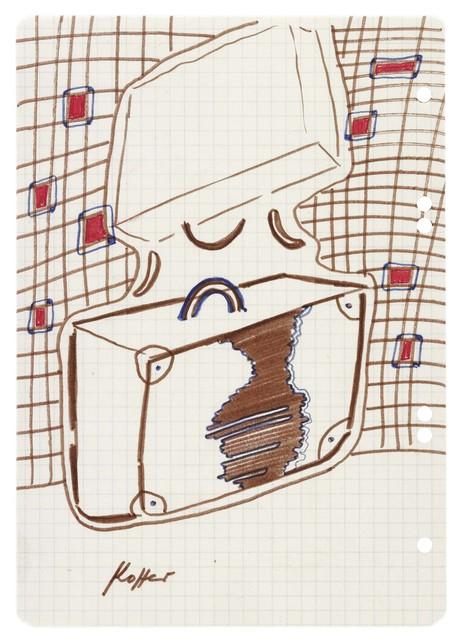 , 'Koffer / Suitcase,' , Suzanne Tarasieve