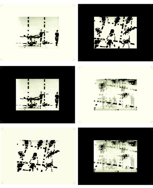 , 'M3x3,' 1973, Anita Beckers