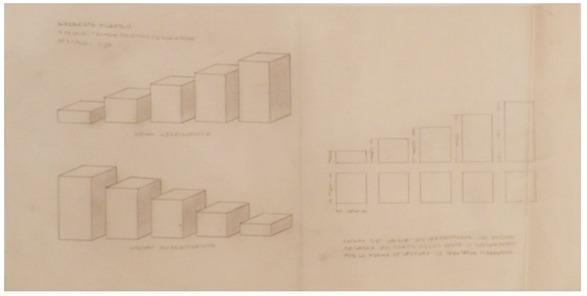 , 'Cinco prismas escalonados,' , Henrique Faria Fine Art