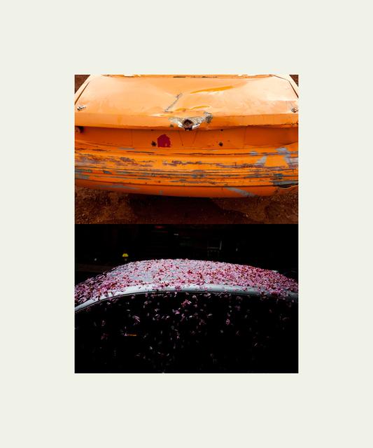 Jory Hull, 'Twin Infinitive 04010048,' 2012, Galerie Julian Sander
