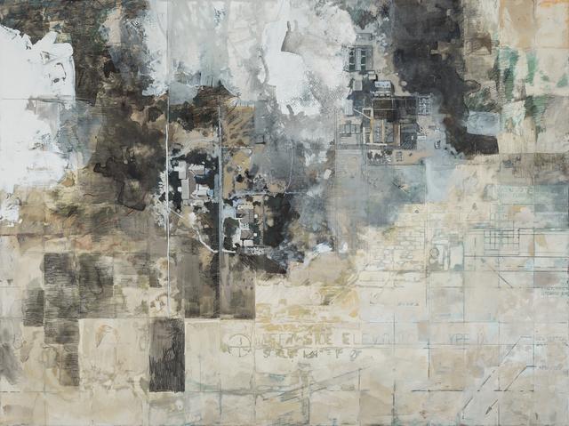 , 'Blueprint/Imprint,' 2016, Koplin Del Rio