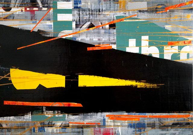 Mark Vinci, 'Wheel Base', 2017, {9} The Gallery