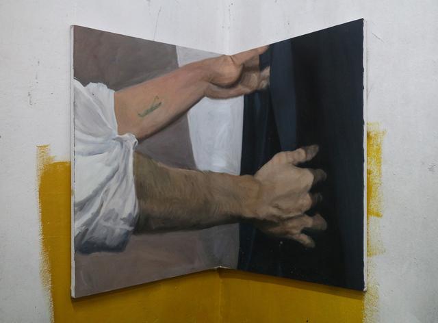 , 'Fold,' 2015, Asia Art Center