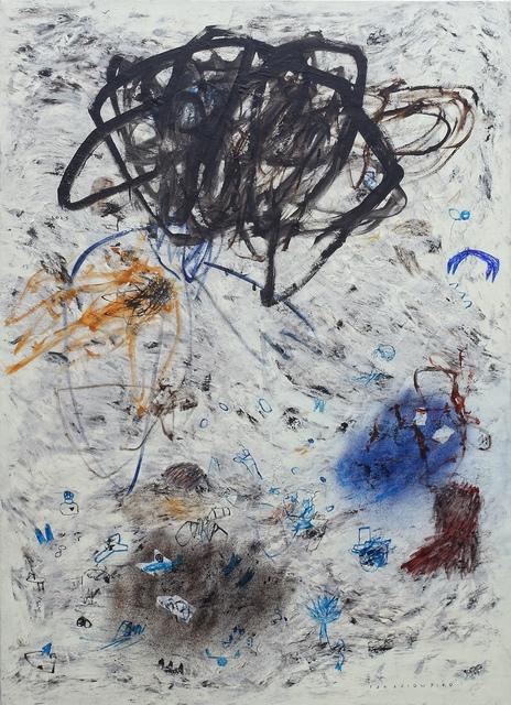 , 'Setumpuk Hitam Sebelum Hujan,' 2015, Galerie Michael Janssen