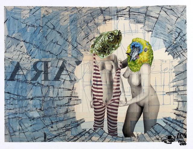 Vinz Feel Free, 'Sabotaje', 2013, sc gallery