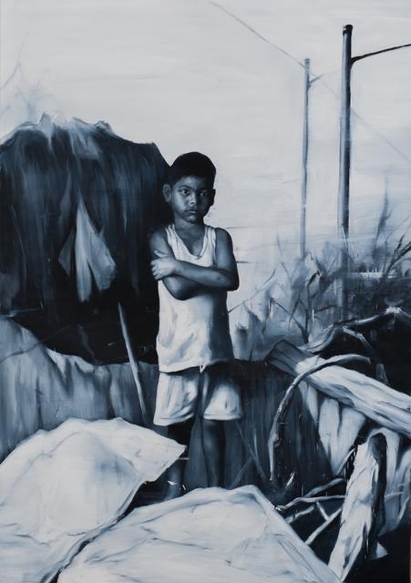 , 'Bijoy,' 2018, Mazel Galerie
