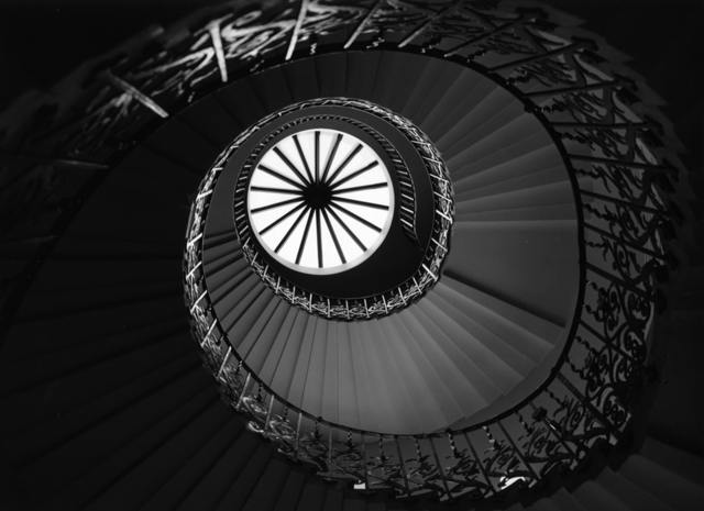 , 'Queen's House Staircase,' , Soho Photo Gallery
