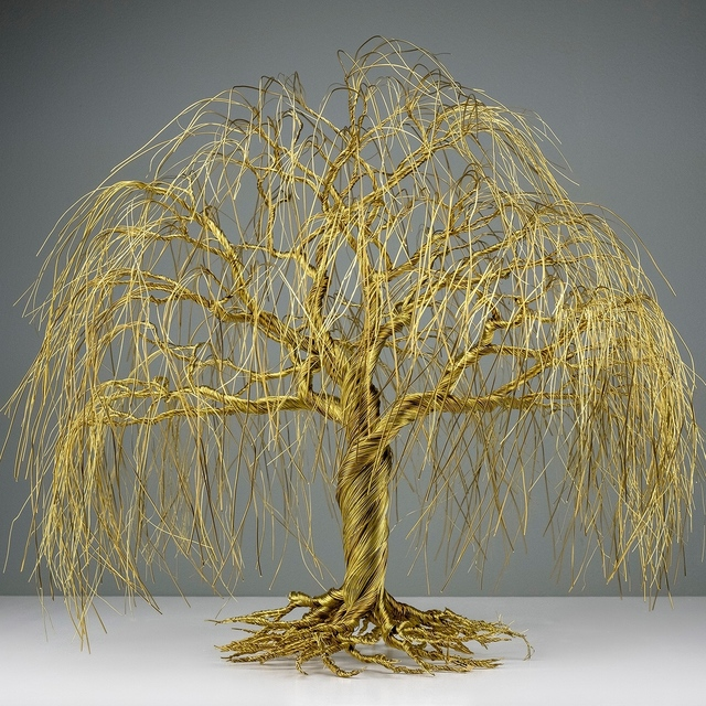 , 'Willow tree,' 2019, GALLERI RAMFJORD