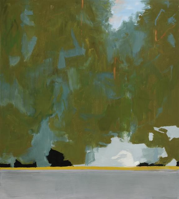 , 'Road,' 2018, DC Moore Gallery