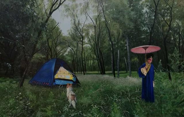 , 'Secret Garden - Umbrella,' 2016, Art+ Shanghai Gallery