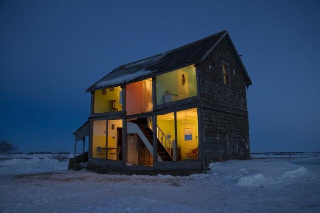 , 'The Dollhouse, Night #1,' 2013, SLATE Fine Art Gallery