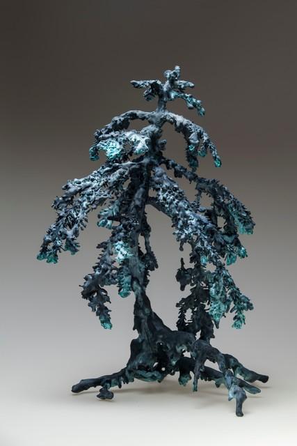 , 'Night Tree #7,' 2017, Berg Gallery