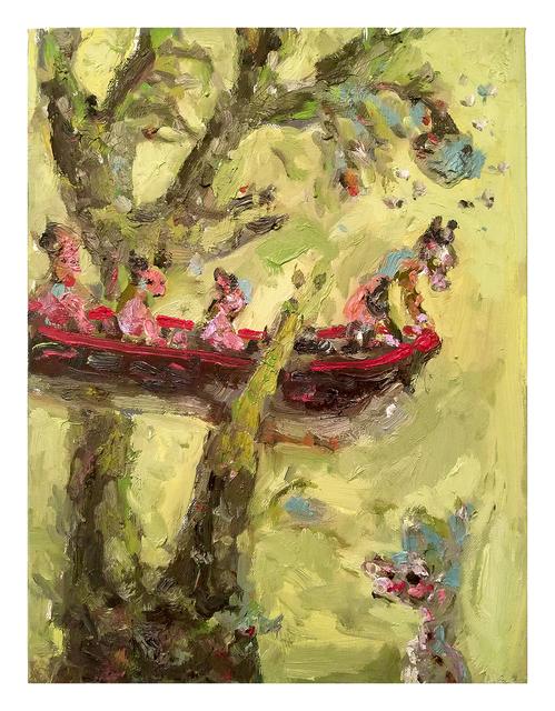 , 'Aground,' 2015, John Davis Gallery