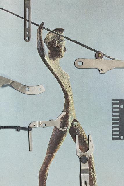 , 'Untitled (Relics of the Plummet Machine)     ,' 2014, NURTUREart