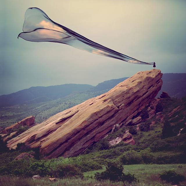 , 'The Veil,' 2014, Jen Mauldin Gallery