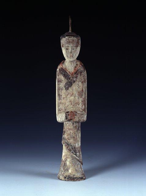 , 'Figurine,' 206 BC -9 AD, Musée national des arts asiatiques - Guimet