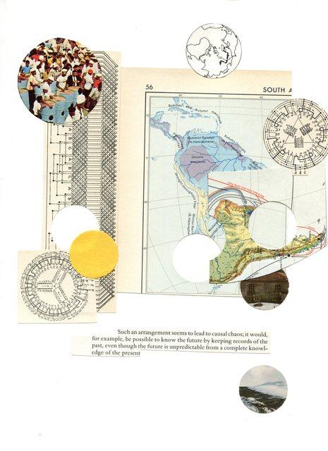 , 'Panamerican Suite: Such anarrangement,' 2007, Galeria Enrique Guerrero