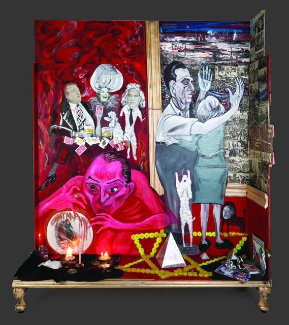 , 'El Entorno,' 2014, Vasari