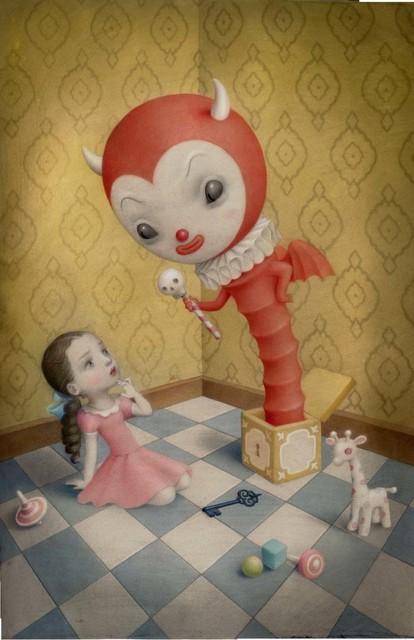 , 'Devil's Box,' 2015, AFA Gallery
