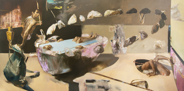 , 'Empty Dreams,' 2018, Léna & Roselli Gallery