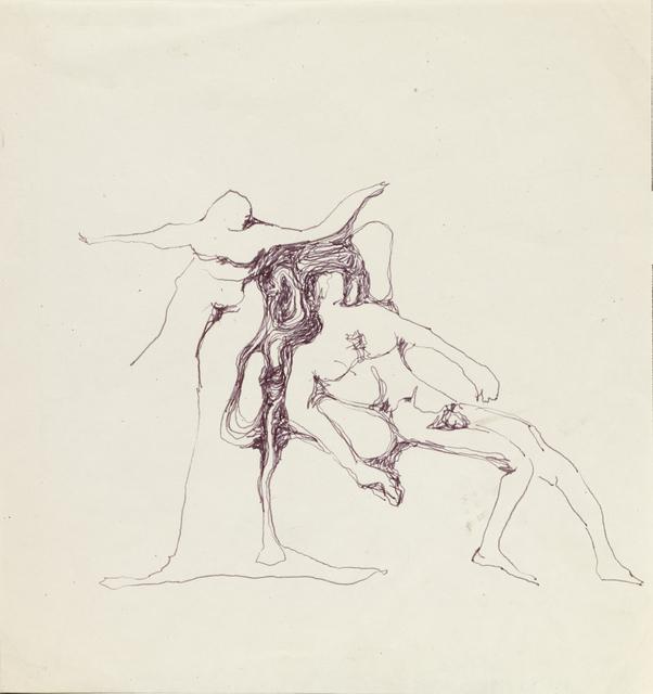 , 'Paysage humain (du cycle « Paysages humains »),' 1971-1972, Loevenbruck