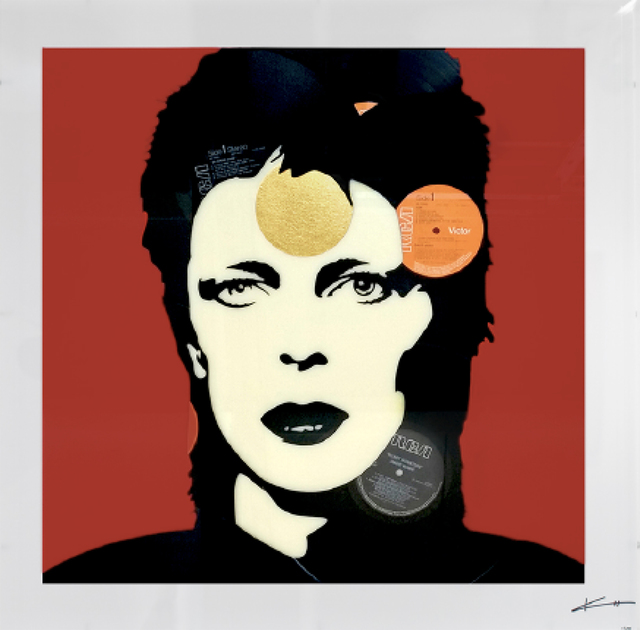 Keith Haynes, 'Bowie - Loving the Alien', Gallery Different