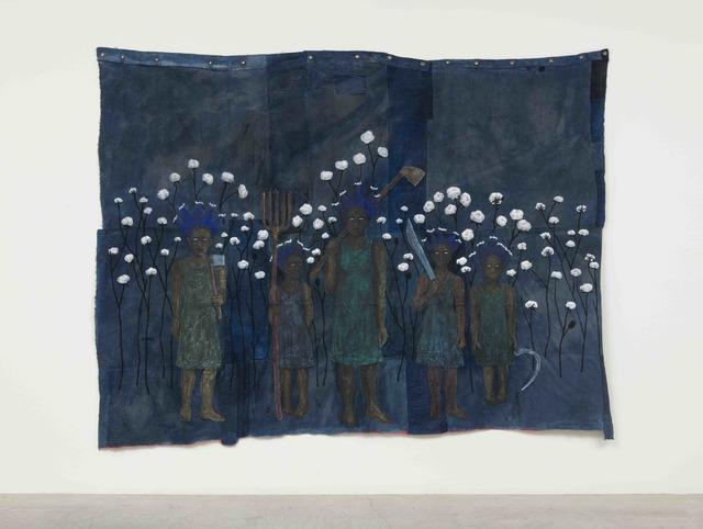 , 'High Cotton (study),' 2017, L.A. Louver