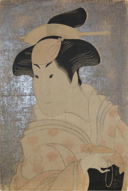 , 'Kabuki Actor Iwai Hanshiro IV as Shigenoi,' ca. 1794, Ronin Gallery