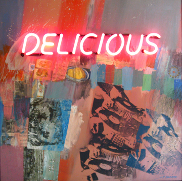 , 'Delicious,' 2013, Zenith Gallery