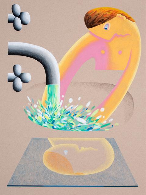 , 'Washing ,' 2018, Moskowitz Bayse