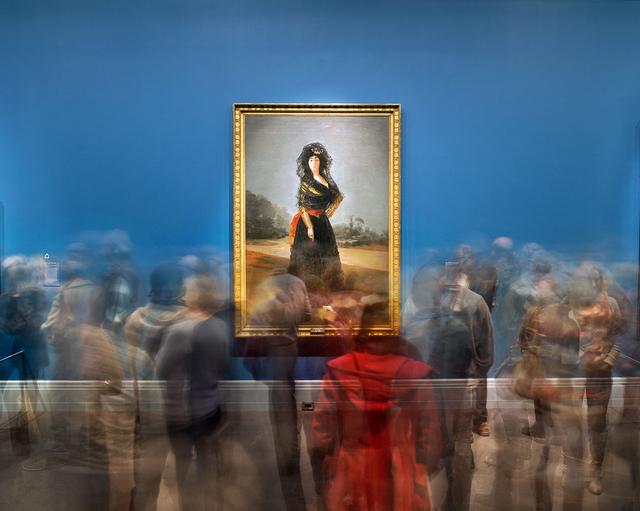 , 'Goya's Duchess of Alba - 'Goya: Order and Disorder' - Museum of Fine Arts, Boston,' 2014, Jackson Fine Art