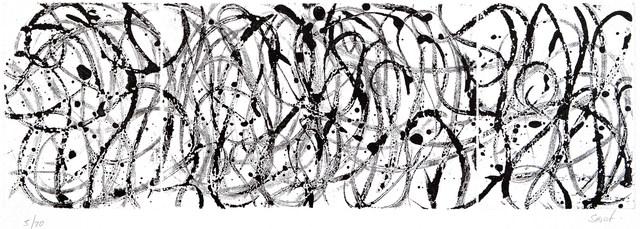 Sarit Lichtenstein, 'Language and Music II', 2007, Galerie AM PARK