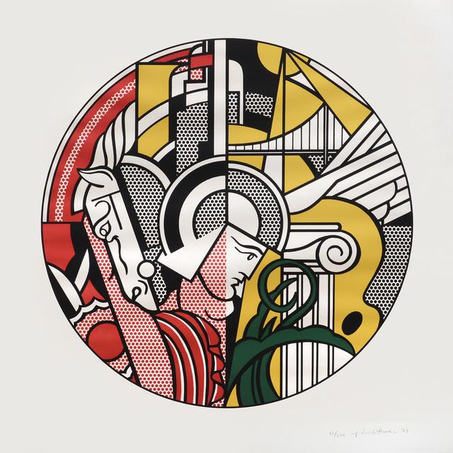 , 'The Solomon R. Guggenheim Museum,' 1969, Peter Harrington Gallery