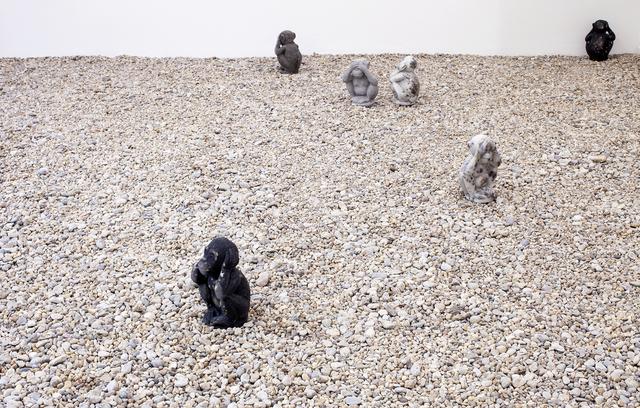, 'Ordinary Man,' 2015, Galerie Nathalie Halgand