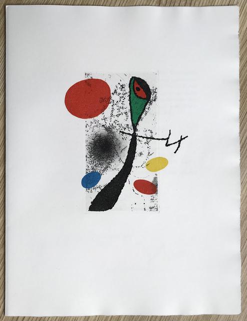 , 'Le Vent Parmi les Roseaux - Tailpiece (unsigned),' 1971, Fairhead Fine Art Limited