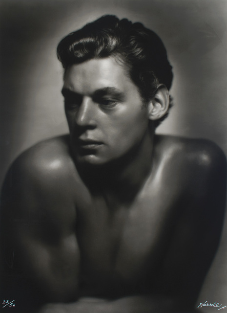 George Hurrell, 'Johnny Weissmuller', 1930's, Doyle