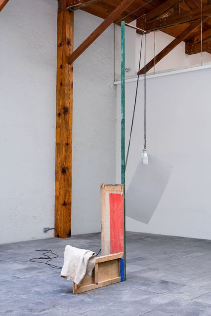 , 'Empty Lot (14),' 2015, kurimanzutto
