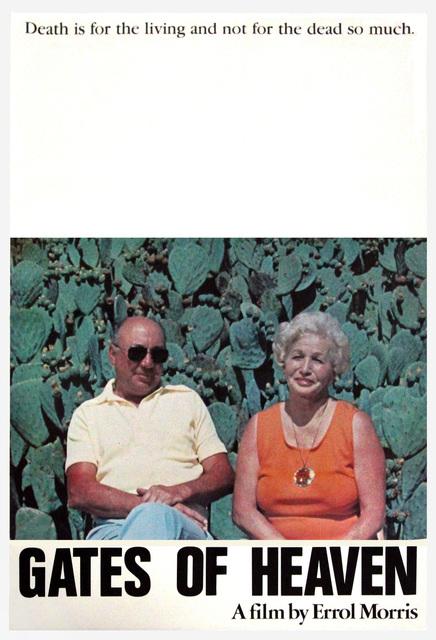 , 'Gates of Heaven,' 1978, Fraenkel Gallery