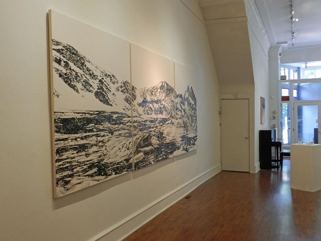 Works by Jennifer Jones,  Seraphin Gallery, Philadelphia, PA